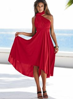 Convertible dress for a bridesmaid dress? I might buy one back from a bridesmaid... I like this dress.