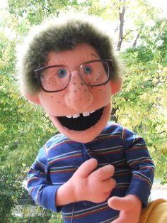 Duane by PJs Puppets