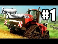 Farming Simulator 2013 Online #1 - Oyun Portal - Cem Emmi