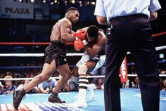 Mike Tyson was at his destructive and devastating best ‪#‎OnThisDay‬ in 1988 when he flattened Michael Spinks in 91 seconds in Atlantic City. *I was at this Fight, it was super quick. The cool thing...