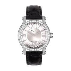 Chopard Happy Sport Diamond 36mm Automatic Watch - £12,630.00
