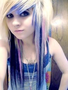 86 Best Emo Hairstyles images | Cute Hairstyles, Pretty hairstyles ...