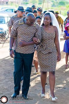 Tswana attire