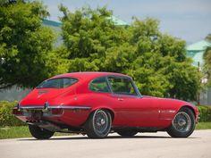 Jaguar E-Type V12 Fixed Head Coupe US-spec (Series III) '1971–74