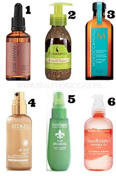 If you've ever been curious about the best hair oil products & how to use them this is the post for you! The recommendations are spot on! #hairtips #hair #beauty