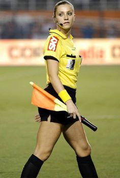 Fernanda Colombo Uliana Brazilian referee