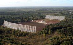 Nancay radio telescope, France