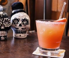 ...sipping into the weekend. #NotYourAverageMexican