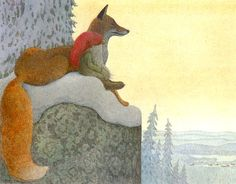 THE GNOME and THE FOX | by Lennart Helje
