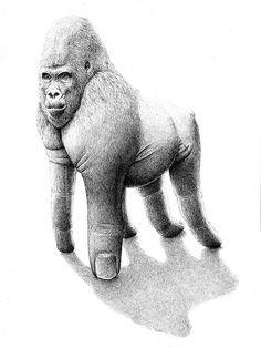 Gorilla 2015 by Redmer Hoekstra
