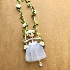 Fairy Swing, fairy on a swing, fairy mobile