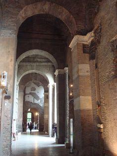 Rome, Italy: Capitoline Hill Museum - Tabularium