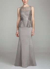 David's Bridal Mother of the Groom Dresses