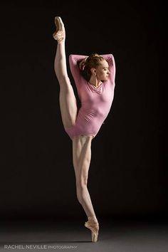 © Rachel Neville. Miriam Ernest, The Suzanne Farrell Ballet