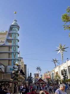 The Grove - Los Angeles, CA