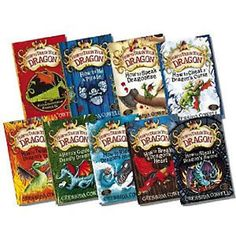 How-to-Trains-Your-Dragon-Collection-Cressida-Cowell-9-Books-Set-Hiccup-Pack-New