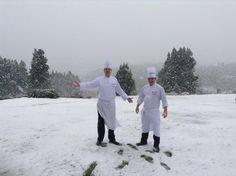 #cocina de #invierno!