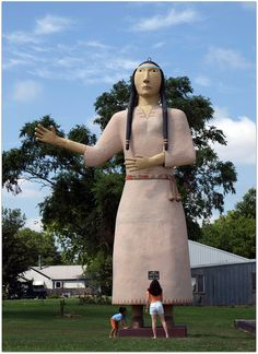 Pocohantas by Jenny with a camera, via Flickr