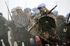 Jacobite charge at Culloden Scottish Army, Scottish Warrior, Scottish Clans, Scottish Highlands, British Army, Outlander Locations, Highlands Warrior, Celtic Warriors, Highlanders