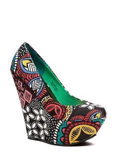 African Fashion Shoes