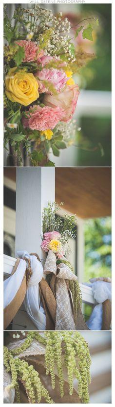 Bath NC Wedding, May 2014, Will Greene Photography