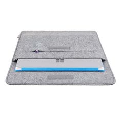Inateck Surface 3 Sleeve Carrying Case Laptop Bag for Microsoft Surface 3 (2/4) - slim pocket for papers/flat items