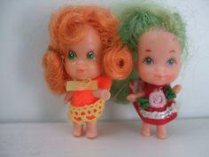 1960's dolls | Vintage Liddle Kiddle Dolls-1960's-1970