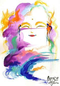 雲の切れ間から再び顔を出した女神  http://ameblo.jp/kaiungaka-katonagomu/entry-11537457882.html