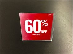 Pin-Stopped Faceout Sign Holder Detail Silhouette Sign, Store Displays, Flip Clock, Signages, Hardware, Retail, Pop, Ideas, Popular