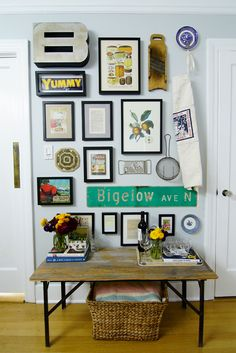 Create A Personalized Gallery Wall Using These Professional Tips. #fabulous  #gallerywall #homedecor