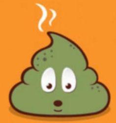 """Las """"heces verdes"""" son saludables...  siempre que estés tomando Clorella"""