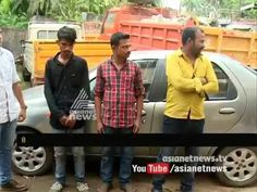 8 KG ganja caught in Palakkad , 3 arrested | FIR 28 May 2016 - YouTube
