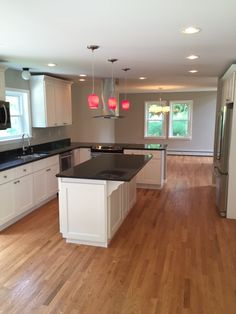 White #Shaker Elite Kitchen Cabinets Project Done By Lily Ann #Cabinets  White Shaker Elite