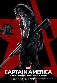Captain America - The Winter Soldier - 2014 (IMAX) ----