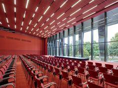 Gallery of Convention Centre Strasbourg / Dietrich | Untertrifaller Architects + Rey-Lucquet et associés - 4