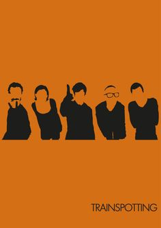 Trainspotting Movies And Series, Cult Movies, Movie Poster Art, Film Posters, Art Of Noise, Movie Tattoos, Minimal Movie Posters, Movie Themes, Alternative Movie Posters