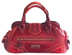 Isabella Fiore Red Handbag Ponyhair Classy Likenew Reducedprice Nwot Leather Hobo Handbags Textured Orange Red Handbag Red/Orange Satchel. Save 64% on the Isabella Fiore Red Handbag Ponyhair Classy Likenew Reducedprice Nwot Leather Hobo Handbags Textured Orange Red Handbag Red/Orange Satchel! This satchel is a top 10 member favorite on Tradesy. See how much you can save