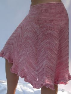 Ravelry: Swinging Summer-Skirt pattern by Krisztina Dobo