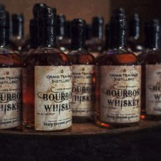Grand Traverse Distillery Straight Bourbon Whiskey from Grand Traverse, MI