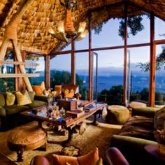 The World's 19 Best Wilderness Lodges