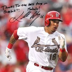"""Thanks to the best fans in baseball!! Mahalo!!"" – Kolten Wong"