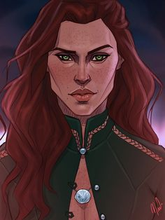 Aeryn Trevelyan for miraamell. Thank you for commissioning me!!!