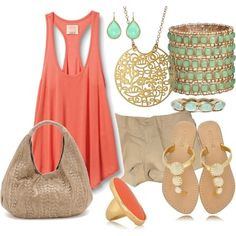 coral summer..