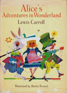 alices adventures in wonderland book report