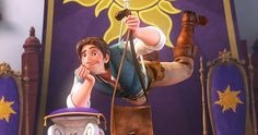 I got W = Wit/Flynn Rider! Quiz: This Test Will Reveal Your Dominant Disney Personality Trait | Quiz