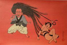 Toshio Saeki @ Print House Gallery, London: toshio_saeki_ldn_16_20130129_1649200672.jpg