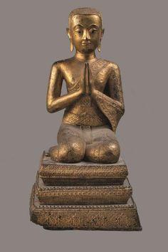 Laos, Art Thai, Art Asiatique, Bagan, Buddhist Art, Statue, Asian Art, Buddha, Sculptures