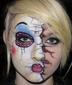 day of the dead face paint | ... month: Just Faces | Day of the Dead Faces | Day the Dead Body Painting