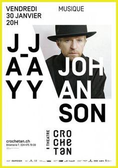 Alain Florey, Jay-Jay Johanson