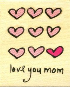 I Love You Mom Poems | ... up in May and I wanted to make a lens about: I Love You Mom poems